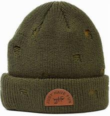 czapka zimowa JHF The Hobo Olve OLVE) rozmiar OS