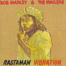 Rastaman Vibration CD) The Wailers Bob Marley