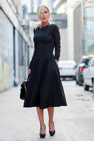 Sukienka JASMINA BLACK 002012-40