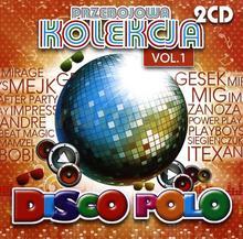 Wydawnictwo Folk Przebojowa Kolekcja Disco Polo vol. 1 CD