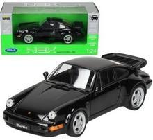 Welly Porsche 911 Turbo, czarne