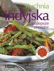 Publicat Kuchnia indyjska Najlepsze przepisy - Publicat