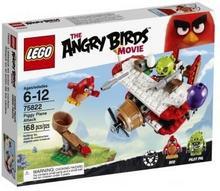 LEGO Angry Birds Atak Świnek samolot 75822