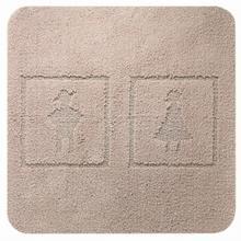 Dywanik łazienkowy 60 x 60 cm linnen Sealskin Man & Woman 292686866