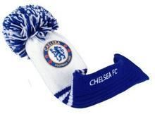 Chelsea F.C. Headcover PomPom (Driver) Q1HCPP/CHE