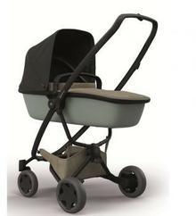 Quinny Wózek głęboko-spacerowy 2w1 Zapp Flex Plus czarny/beżowy