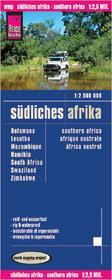 Reise Know How Afryka południowa mapa 1:2 500 000 Reise Know-How