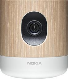 Nokia Nokia Home kamera HD z czujnikami jakości powietrza do urządzeń z systemem iOS i Android