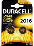 Duracell 2X CR2016 BLISTER DU123