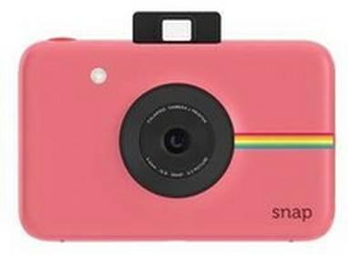 PolaroidSnap różowy