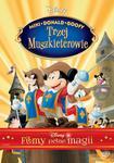 Disney Mickey Donald Goofy Trzej muszkieterowie DVD) Donovan Cook