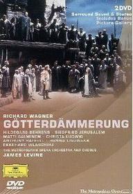 The Metropolitan Opera Orchestra Wagner Gotterdammerung 2 DVD)