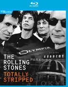 Totally Stripped Blu-Ray) The Rolling Stones
