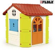 Feber House duży domek ogrodowy z grillem 10248