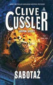 Amber Sabotaż - Clive Cussler, Justin Scott