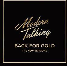 Back for Gold The New Versions CD Modern Talking