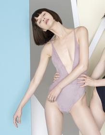 Undress Code Body różowe Be Free