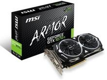 MSI GeForce GTX 1070 Ti Armor 8G VR Ready