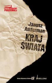 Bellona Kraj świata - Janusz Anderman