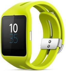 Sony SmartWatch 3 SWR50 Lime Silikon
