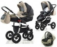 Tako 3w1 Baby Heaven line ALU wózek z fot. Maxi Cosi, Cybex