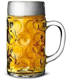 Stoelzle Niemiecki kamienia szklany 2pint | Classic do piwa kufel do piwa, kubki, kufel do piwa, | 2pint szklany kufel do piwa 04533/80