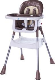 Caretero Pop, Krzesełko do karmienia, Brown