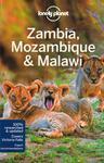 Przewodniki  Zambia, Mozambique & Malawi Lonely Planet