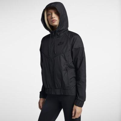d1f3c546c59f1 Nike Kurtka damska Sportswear Windrunner - Czerń 883495-010 – ceny ...
