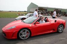 Jazda Ferrari F430 Cabrio