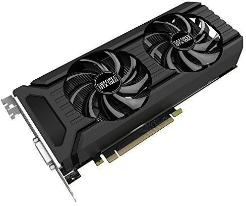 Palit GeForce GTX 1060 Dual VR Ready (NE51060015J9D)