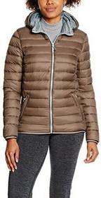 CMP damska kurtka puchowa, brązowy, XS