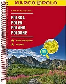 Polska. Atlas 1:300 000
