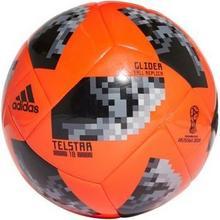 Adidas Piłka nożna Telstar World Cup 2018 Glider r.5 czerwona CE8098