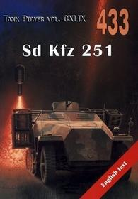 Militaria Sd Kfz 251 Tank Power vol CXLIX 433