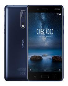Nokia 8 64GB Dual Sim Niebieski