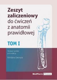 Tom I. Zeszyt zaliczeniowy do cwiczen z anatomii prawidłowej  Nomeklatura: polska, angielska, łacińska