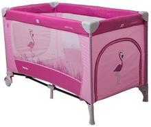CoTo Baby Samba, Łóżeczko turystyczne, Pink Flamingo