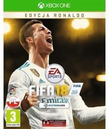 FIFA 18 Ronaldo Edition XONE