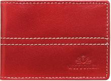 Wittchen 14-2-118-3 Etui na karty kredytowe czerwony