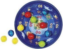 Goki Tarcza z rzutkami - zabawki sportowe dla dzieci - 56865