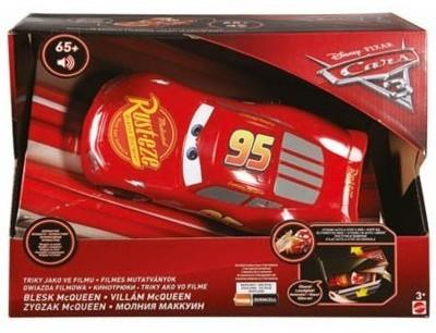Mattel Cars Mówiący Zygzak-Kaskader FGN48