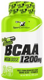 Sport Definition Bcaa Mega Dose 120 caps