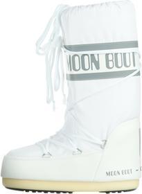 Moon Boot MB Nylon Śniegowce Biały 23-26 (197523)