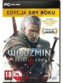 Wiedźmin 3 Dziki Gon GOTY PC