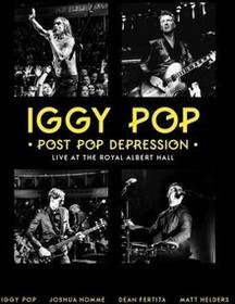 Iggy Pop Post Pop Depression Live At The Royal Albert Hall DVD) Polska cena)