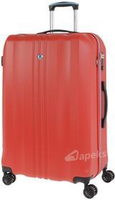 Dielle 05N/70 duża walizka 05N/70 Rosso