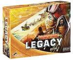 Lacerta Pandemic Legacy Pandemia Sezon 2 Edycja żółta