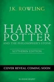Harry Potter and the Philosopher's Stone Slytherin Edition - J.K. Rowling