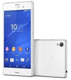 Sony Xperia Z3 Biały